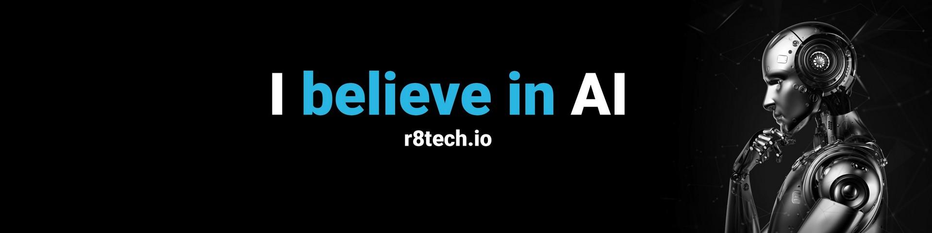 I believe in AI